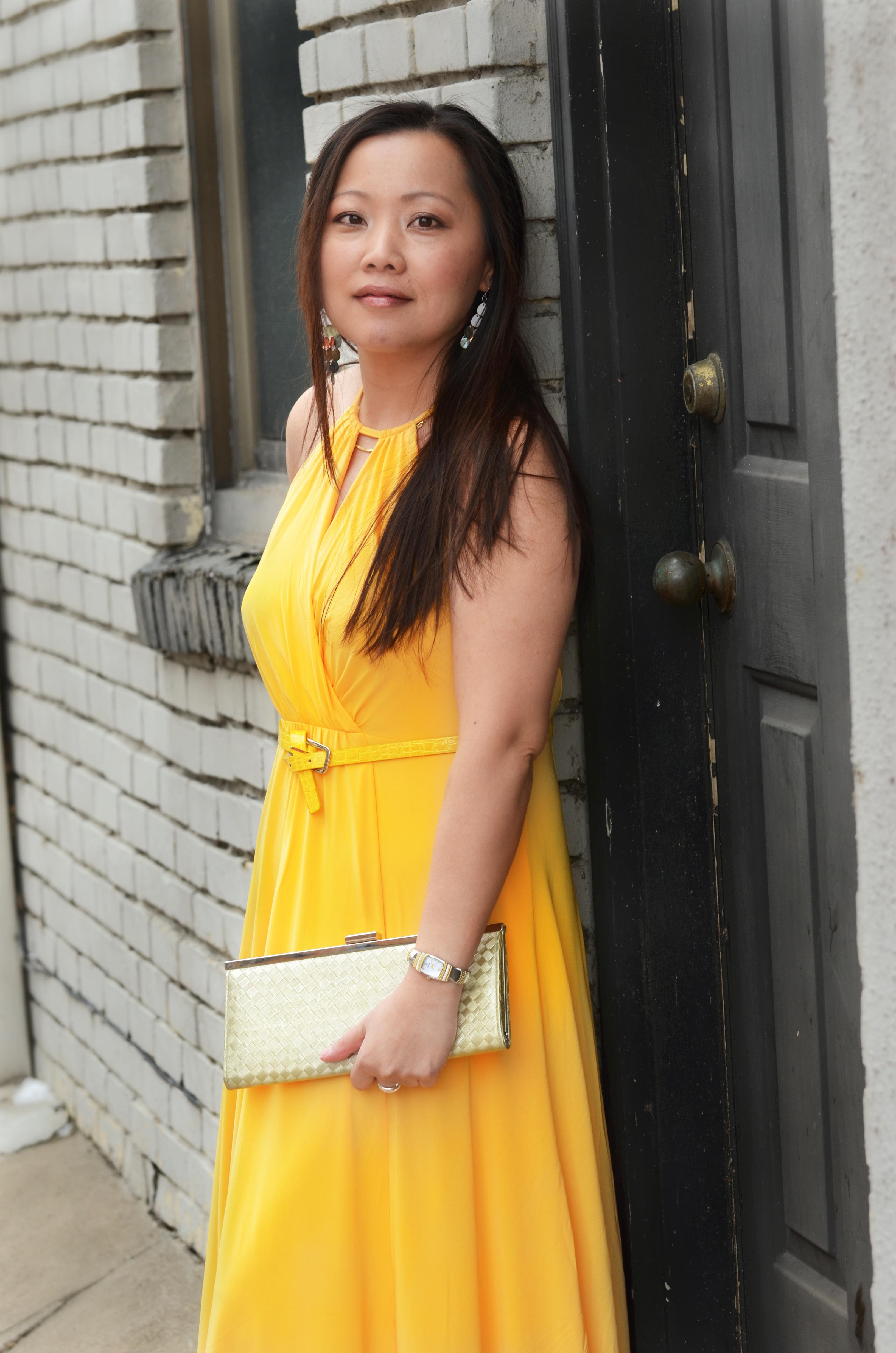 Ann Taylor Maxi Dress